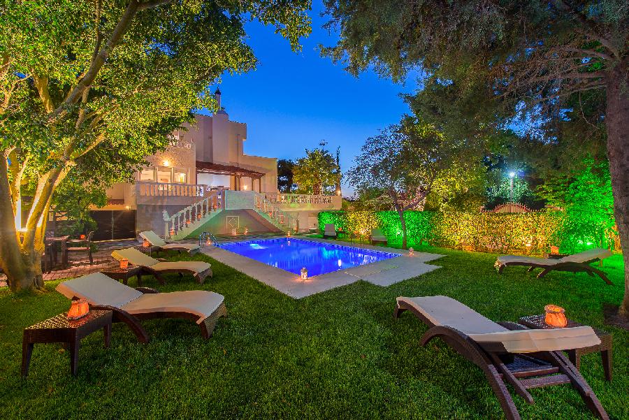 Villa Small Paradise luxury villa in Rhodes island  Greece