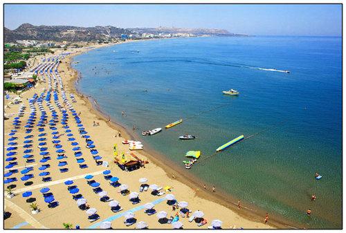 faliraki beach 1